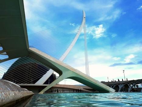 Serrería-Brücke