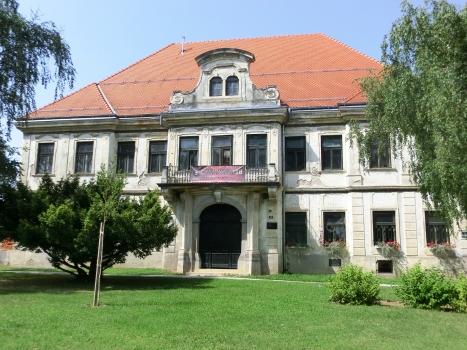 Keglević-Palast