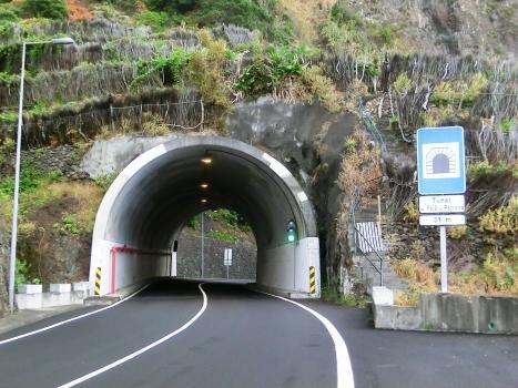 Fajã da Parreira Tunnel eastern portal