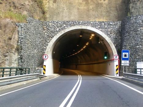 Doutor Tunnel eastern portal