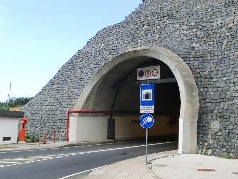 Tunnel Madalena do Mar - Arco da Calheta