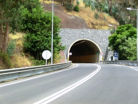 Moinhos Tunnel southern portal