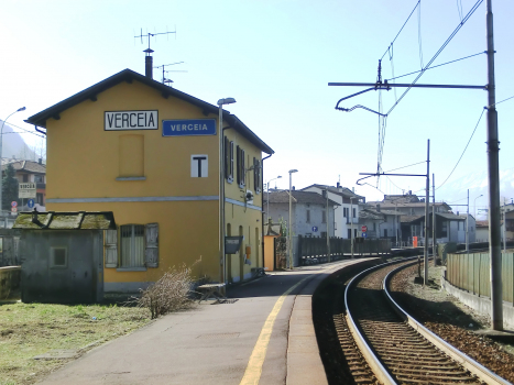 Gare de Verceia