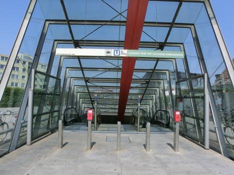 Station de métro Ziegelstein