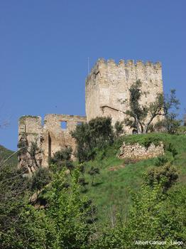 Burg Corullón