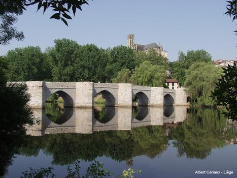Saint-Etienne-Brücke, Limoges