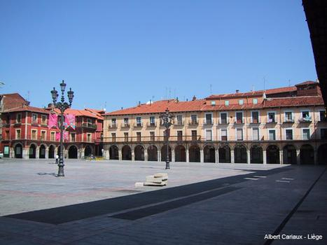Plaza Mayor, León