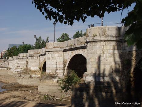 Puente de San Marcos, León.