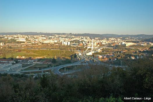 Rainha Santa Isabel Bridge (Coimbra, 2003)