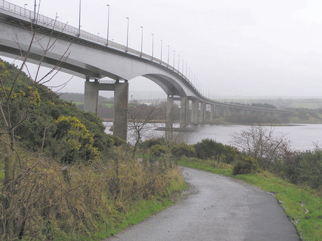 The Foyle Bridge, Londonderry