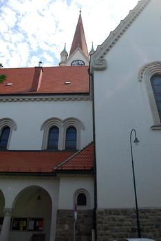 Alt Ottakring Parish Church, Vienna
