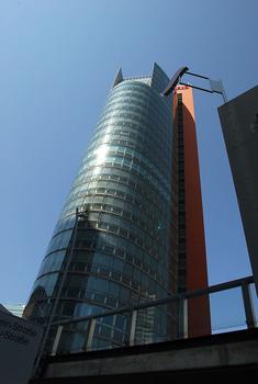Andromeda Tower, Vienna
