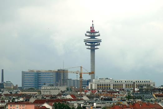 Arsenal Tower, Vienna