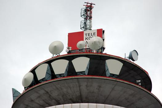 Arsenal Transmission Tower, Vienna