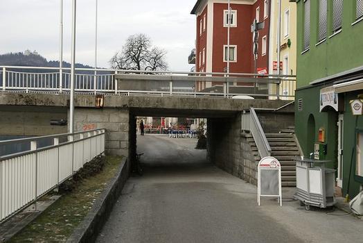 Brücke beim unteren Stadtplatz