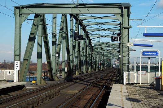 Nordbahnbrücke, Vienne