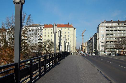 Pont de l'Augarten, Vienne