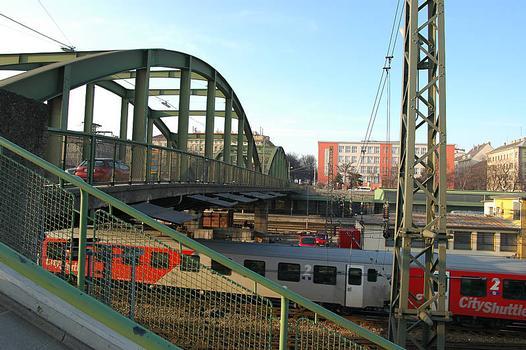 Schmelzbrücke, Vienne