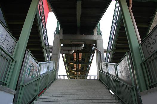 Rustensteg, Vienna