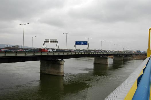 Nordbrücke, Vienne