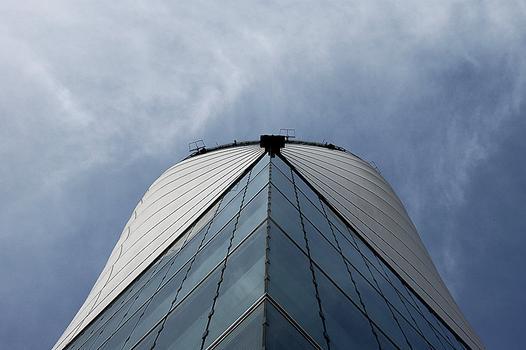 Vienna Airport Control Tower (Schwechat, 2005)
