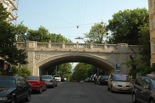 Dürwaringbrücke, Vienne