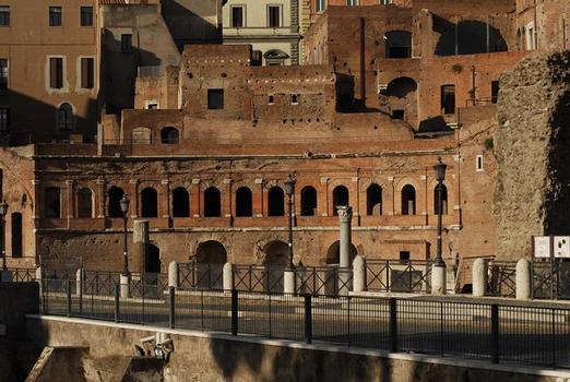 Forum Traiani – Trajansmärkte