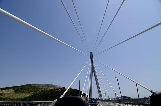 Franjo Tudjman Bridge