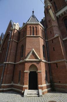Eglise paroissiale de Gersthof