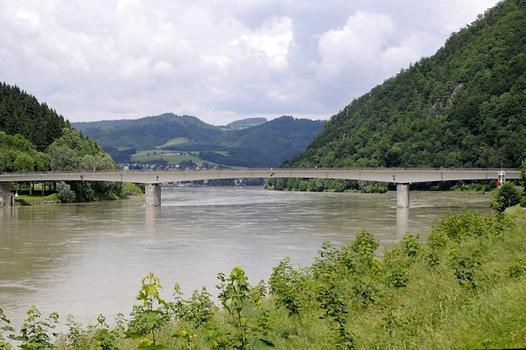 Donaubrücke Grein-Tiefenbach