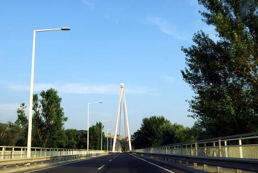 Hainburg Bridge