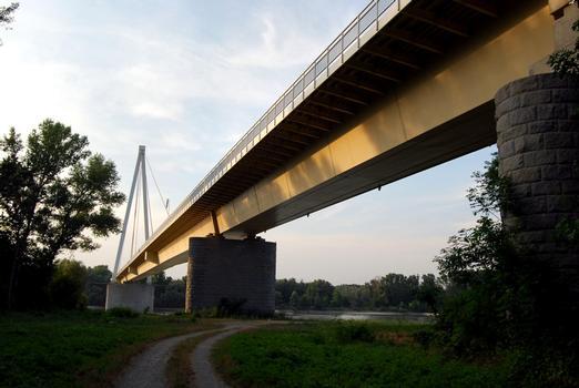 Donaubrücke Hainburg