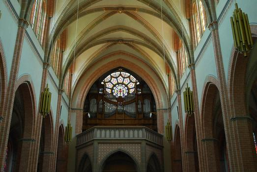 Herz-Jesu-Kirche, Bregenz