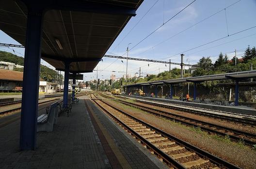 Gare principale de Bratislava