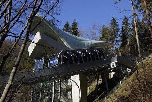 Hungerburgbahn - Alpenzoo Station