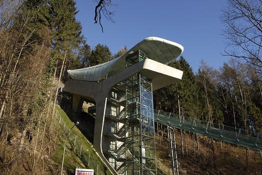 Hungerburgbahn - Station Alpenzoo