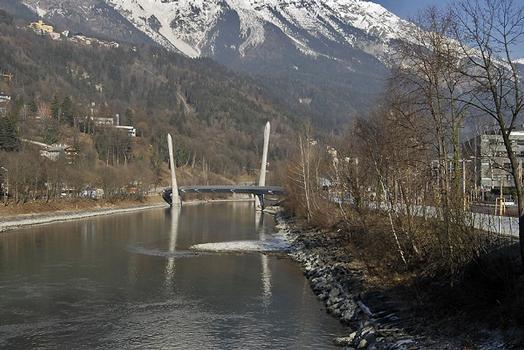 Hungerburgbahn - New Inn River Bridge