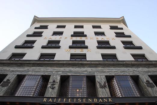 Maison Loos à Vienne