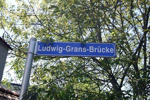 Passerelle Ludwig-Grans