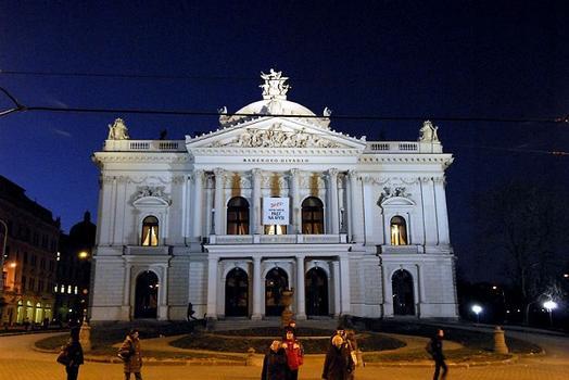 Mahen-Theater in Brno