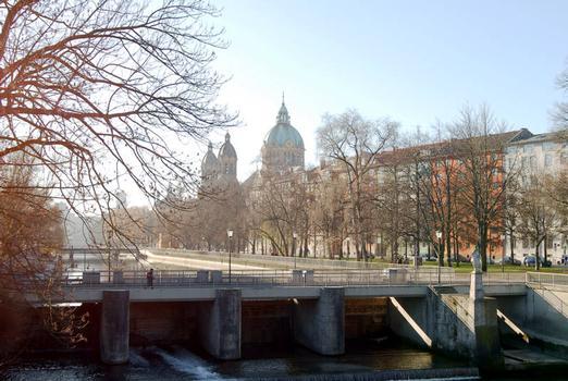 Praterwehrbrücke (Munich)