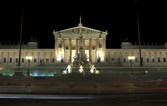 Parlement à Vienne