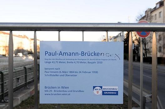 Passerelle Paul-Amann