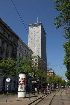 Ringturm, Vienne
