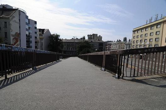 Passerelle de Sancova
