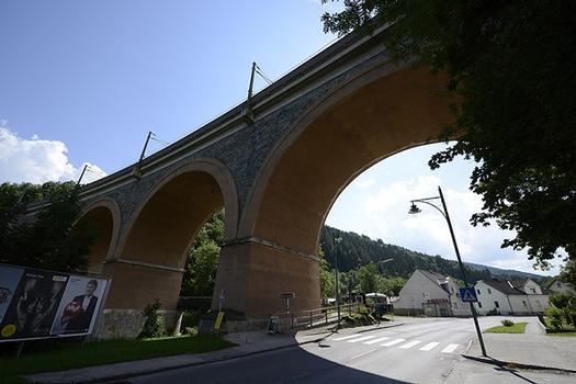 Ligne de chemin de fer de Semmering