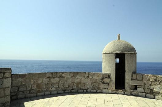 Stadtbefestigung von Dubrovnik