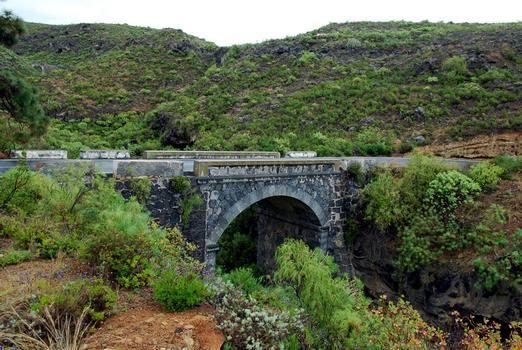 Barranco del Pino-Brücke