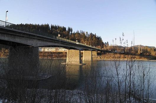 Brücke Tiroler Bundesstraße