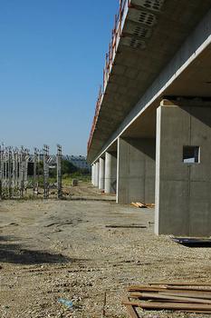 Erzherzog Karl Elevated Rail Bridge (Vienna)